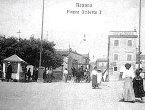 1° marzo 1900: Nettuno è raggiunta dalla luce elettrica.